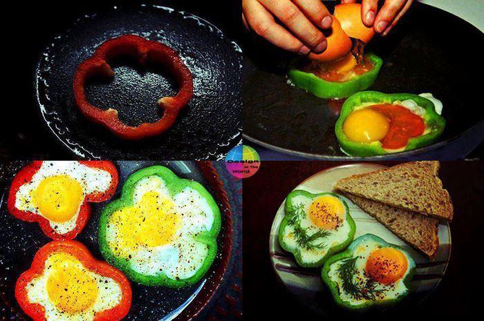 Что приготовить красивое и вкусное
